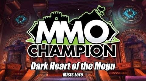 Dark Heart of the Mogu Mists Lore