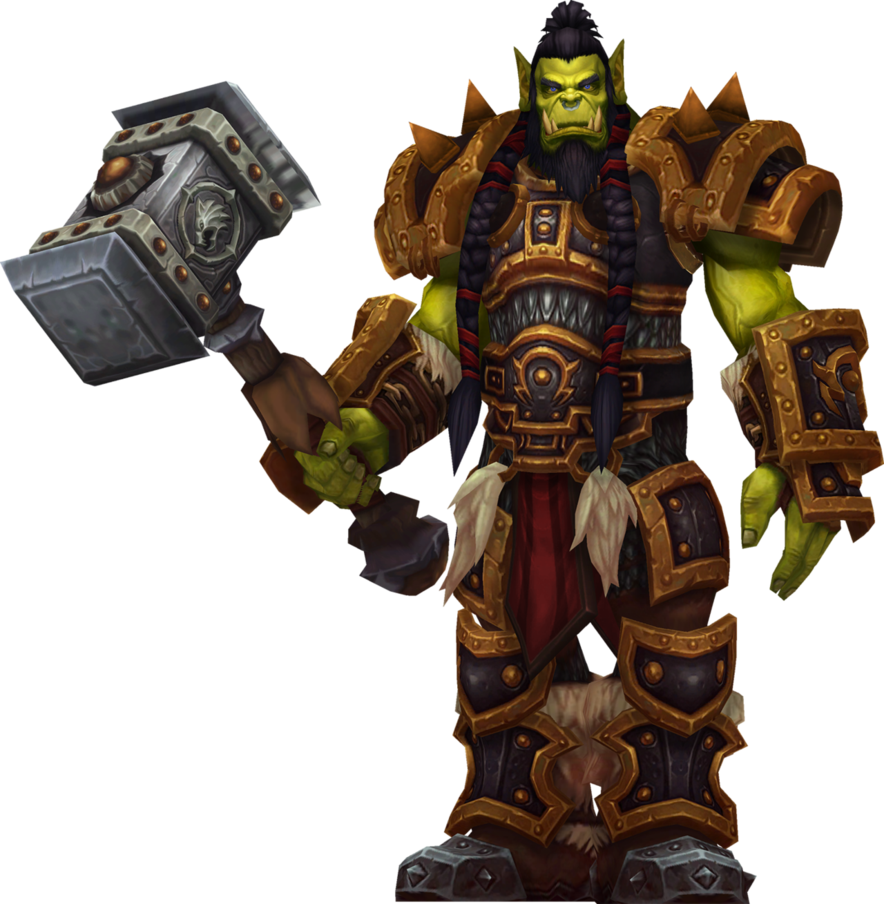 warcraft thrall wow - photo #25