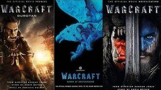 Bonus Lore for the Warcraft Movie!