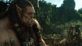 "Warcraft - ""Durotan and Orgrim Discuss Siding With the Humans"" Clip"