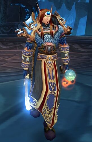 Mage Hunter Ascendant