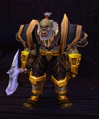 Commander Thorak