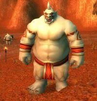 Dustbelcher Warrior