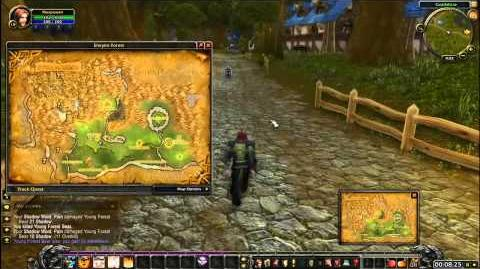 3 WoW Questing - Maxfail in Goldshire Low Level (Commentary)