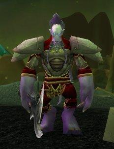 Ashtongue Warrior