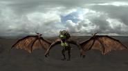 Legion cinematic Felbat demon5