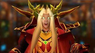 Kael'thas Stuck in the Battle.net Launcher (World of Warcraft Machinima)