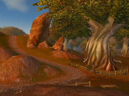 Redridge Mountains