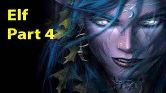 Warcraft 3 Gameplay - Elf Part 4 - The Druids Arise