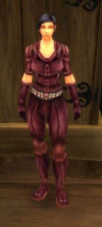 Moonrage Leatherworker Human