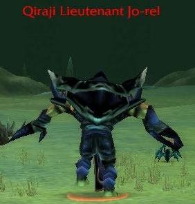 Qiraji Lieutenant Jo