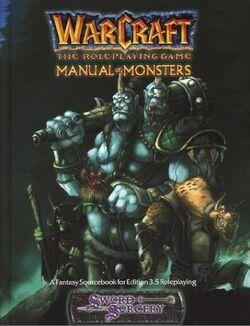 Warcraftmanualofmonsters