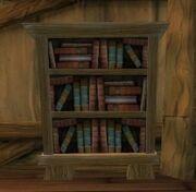 Berard's Bookshelf