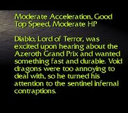 Diablo Cart Lore