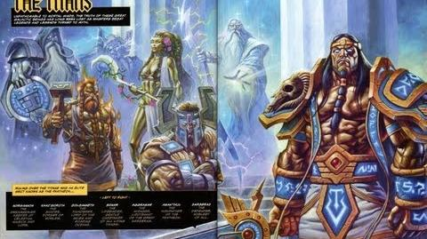 The Lore of Titans & Old Gods - Part 1 -