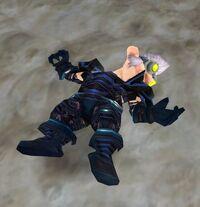 Crashed Recon Pilot