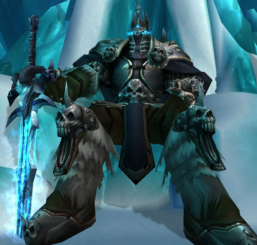Body not glory of the icecrown raider guide good, good