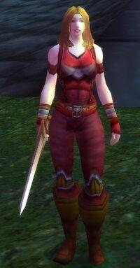 Scarlet Zealot