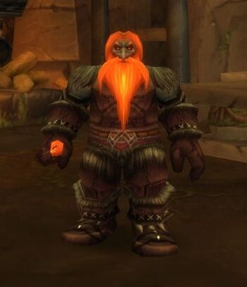 Dark Iron Demolitionist