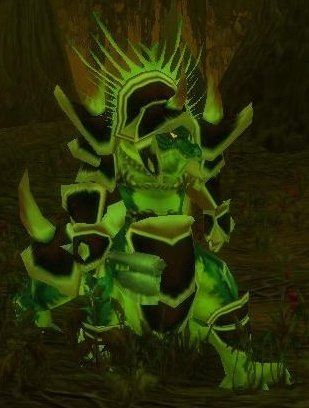 Green Scalebane
