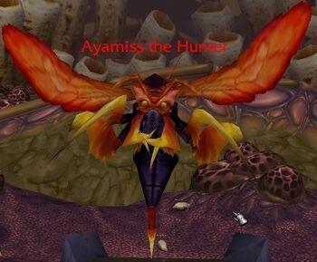 Ayamiss the Hunter