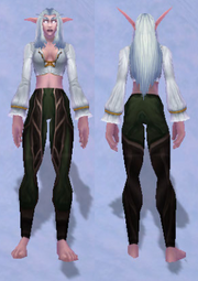 Cyanigosa's Leggings, Snow Background, NE Female