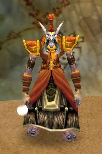 Jin'Zallah the Sandbringer