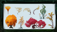 BlizzCon Legion Suramar tree concept art2