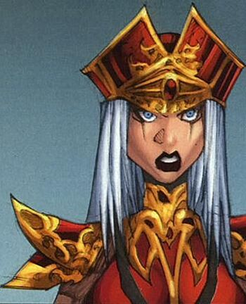 High Inquisitor Tildia Mythenian