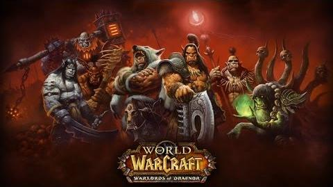 Blizzcon 2013 Day One Warlords of Draenor!