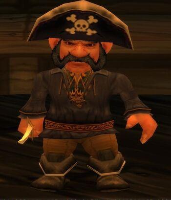 Captain Stillwater