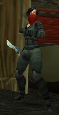 Defias Blackguard