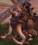 Traveler's Tundra Mammoth (Alliance)