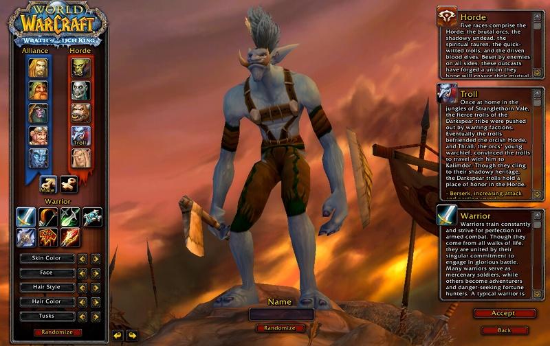 Player character | WoWWiki | FANDOM powered by Wikia