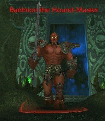 Baelmon the Hound-Master