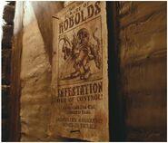 Beware of Kobolds on movie set