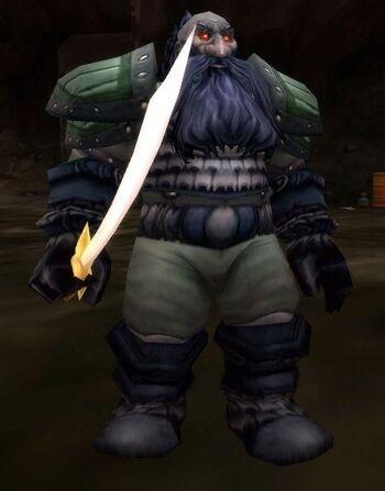 Dark Iron Slaver