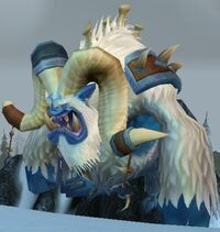 Icehollow Behemoth