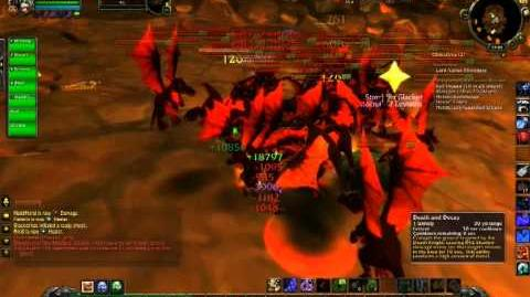Onyxia 10 Man With Bloodtake & Leviathan *Low Quality*