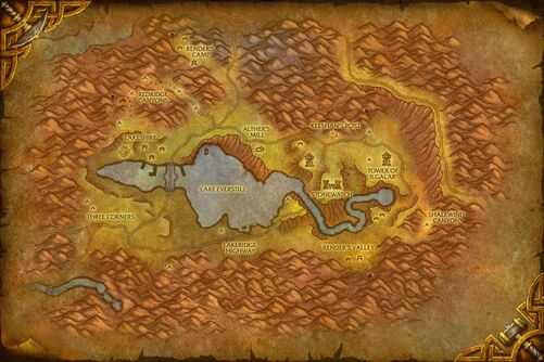 WorldMap-Redridge