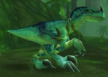 Ravasaur Runner
