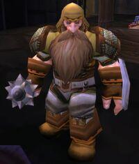 Captain Gerogg Hammertoe
