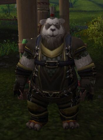 Despondent Warden of Zhu