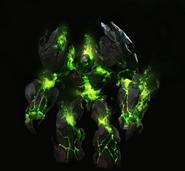 Legion cinematic Infernal demon2
