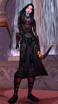 Dark Ranger Vorel