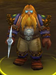 Gryphon Master Talonaxe