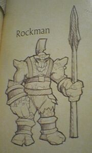 Rockman concept