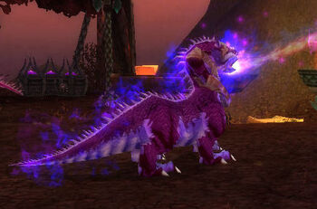 Twilight Dragonkin Armorer