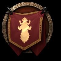 Men at Arms (Ragnaros US) Crest