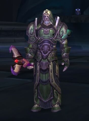 Twilight Frost Mage